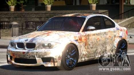 BMW 1M E82 MS PJ4 for GTA 4