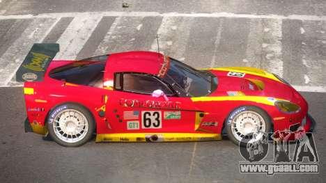Chevrolet Corvette C6 G-Style for GTA 4