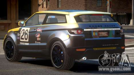 Range Rover Evoque MS PJ4 for GTA 4