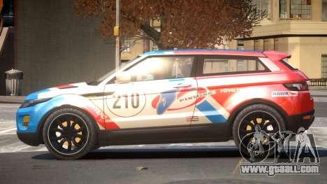Range Rover Evoque MS PJ2 for GTA 4