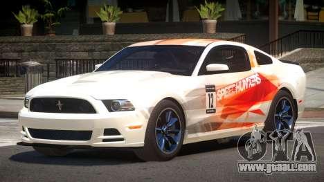 Ford Mustang 302 MS PJ6 for GTA 4