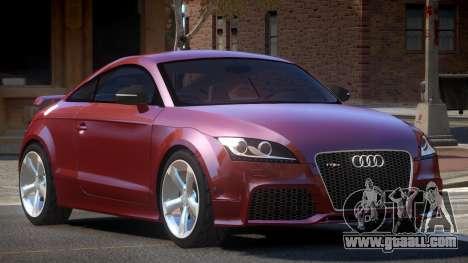 Audi TT RS Improved for GTA 4