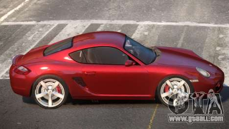 Porsche Cayman LS for GTA 4