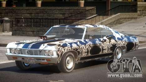 Chevrolet Impala GS PJ3 for GTA 4