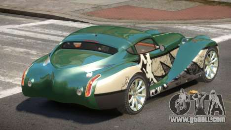 Morgan Aero S-Tuned PJ1 for GTA 4