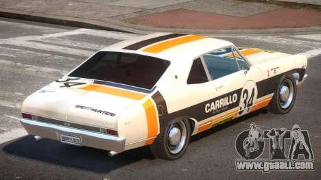 Chevrolet Nova RT PJ5 for GTA 4