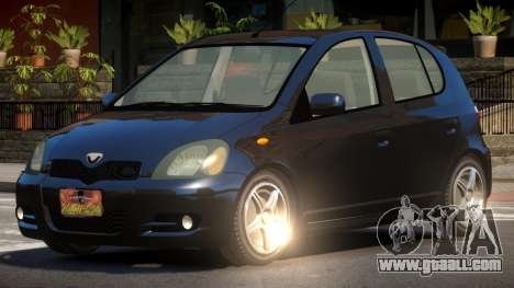 Toyota Vitz V1.0 for GTA 4