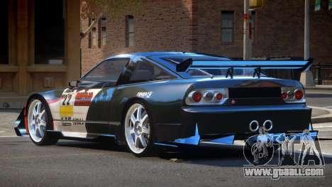Nissan 240SX D-Tuned PJ5 for GTA 4