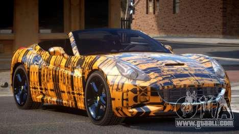 Ferrari California SR PJ5 for GTA 4