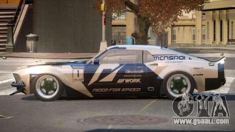 Ford Mustang TR Custom PJ6 for GTA 4