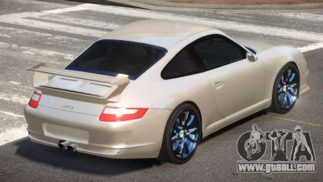 Porsche GT3 R-Tuned for GTA 4