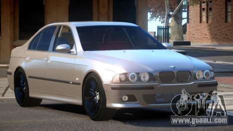 1997 BMW M5 E39 for GTA 4