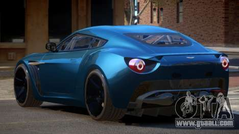 Aston Martin Zagato G-Style for GTA 4