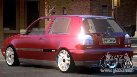 Volkswagen Golf G-Tuned for GTA 4