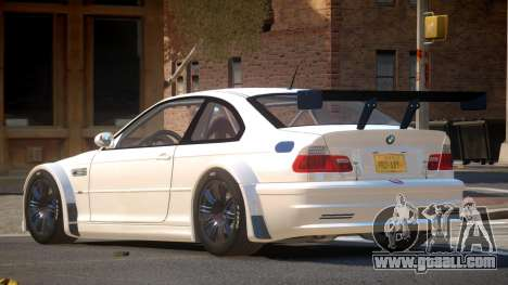 BMW M3 E46 D-Style for GTA 4