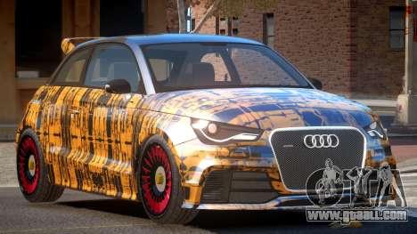 Audi A1 G-Style PJ1 for GTA 4
