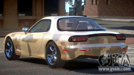 Mazda RX-7 Qn PJ1 for GTA 4