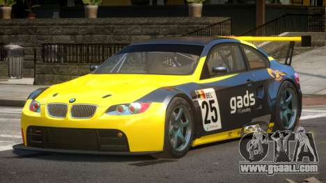 BMW M3 GT2 MS PJ4 for GTA 4
