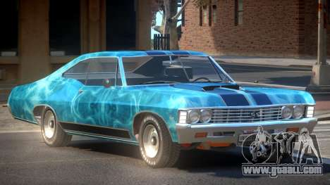 Chevrolet Impala GS PJ1 for GTA 4