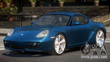 Porsche Cayman TDI for GTA 4