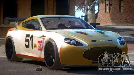 Aston Martin Zagato G-Style PJ6 for GTA 4