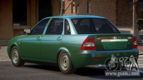 Lada Priora TR for GTA 4