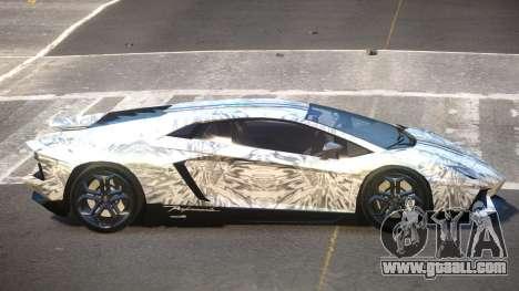 Lamborghini Aventador LP700-4 GS PJ5 for GTA 4