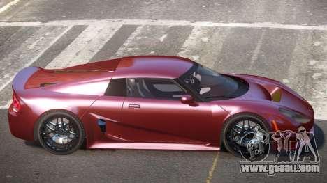 Rossion Q1 M-Sport for GTA 4