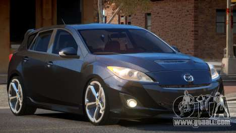 Mazda 3 R-Tuned for GTA 4