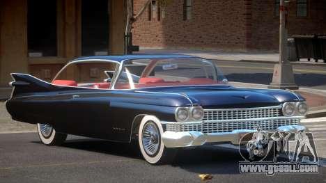 1957 Cadillac Eldorado for GTA 4