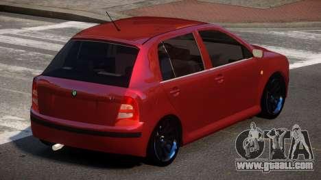 Skoda Fabia RP for GTA 4