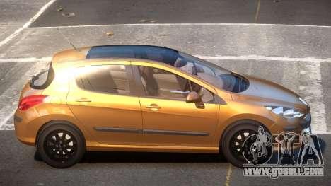 Peugeot 308 RT V1.3 for GTA 4