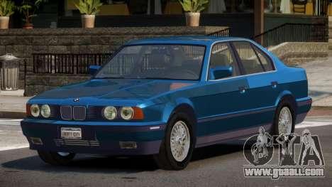 BMW M5 E34 V1.3 for GTA 4