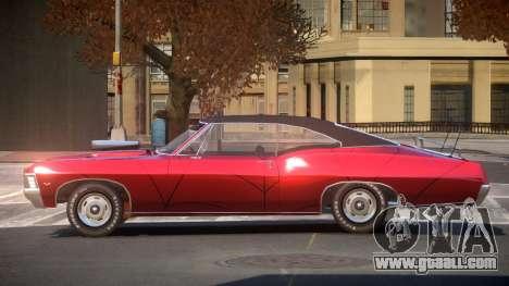 Chevrolet Impala GS PJ5 for GTA 4