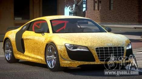 Audi R8 R-Tuned PJ1 for GTA 4