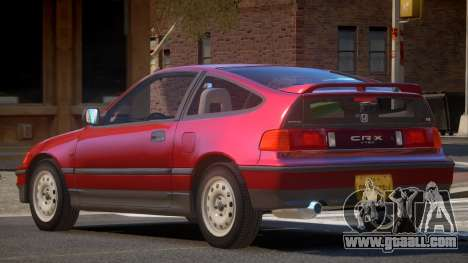 1994 Honda CRX V1.2 for GTA 4