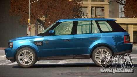 Range Rover Sport SL for GTA 4
