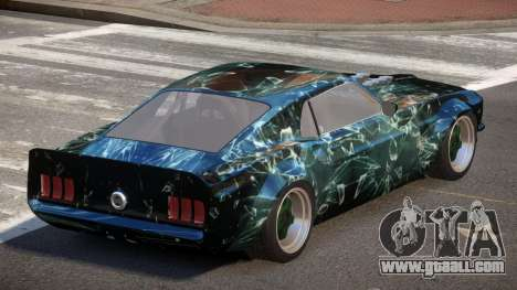 Ford Mustang TR Custom PJ3 for GTA 4