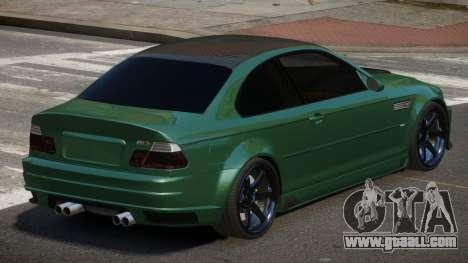BMW M3 E46 MS for GTA 4