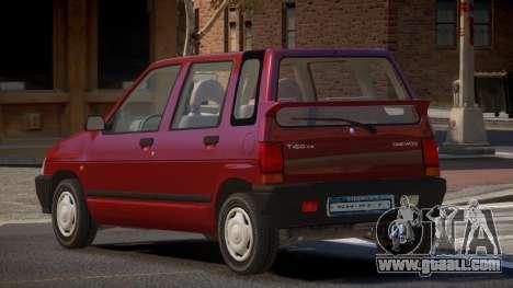 Daewoo Tico V1.0 for GTA 4