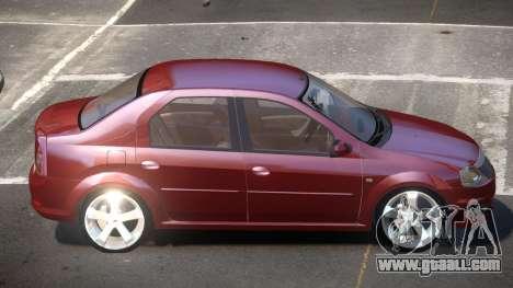 Renault Logan V1.0 for GTA 4