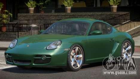 Porsche Cayman SL for GTA 4