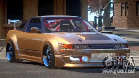 Nissan Sileighty GT for GTA 4