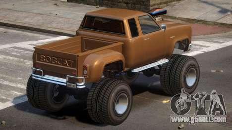 Vapid Bobcat Off Road for GTA 4