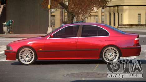 1995 BMW M5 E39 for GTA 4