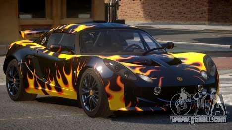 Lotus Exige M-Sport PJ3 for GTA 4