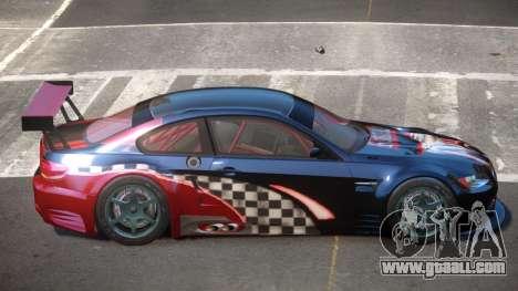 BMW M3 GT2 MS PJ5 for GTA 4