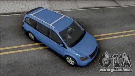 Dodge Grand Caravan for GTA San Andreas