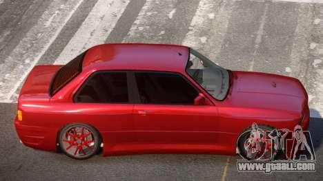 BMW M3 E30 R-Tuned for GTA 4