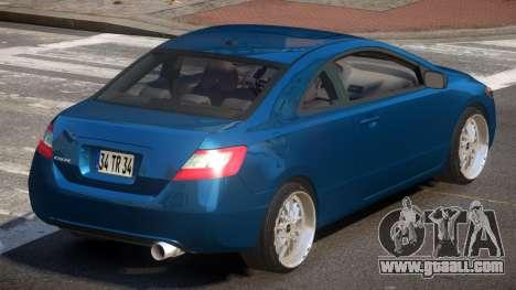 Honda Civic BS for GTA 4